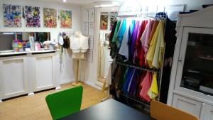 Studio voor kleurenanalyse en kledingadvies in Doetinchem