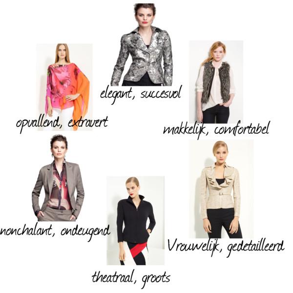 soorten kledingstijlen