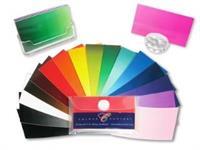 De taal van kleur, colourcoaching - affirmatie kaartjes