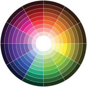 kleurenwiel