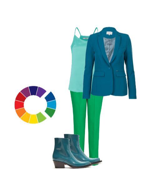 workshop kleuren combineren